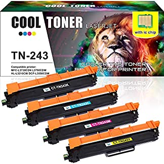 Cool-Toner-Kompatibel-Toner-Cartridge-Replacement-fr-TN-247-TN247-TN-243-TN243-Toner