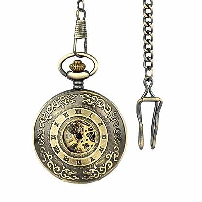 Retro-Taschenuhr-fr-Mnner-Frauen-Bronze-Halb-Hunter-Elegante-Gravierte-Fall-Steampunk-Skeleton-Mechanische-Bewegung-Mit-Kette-Geschenkbox