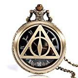 Vintage-Hot-Design-The-Deathly-Hallows-Taschenuhr-fr-Herren-pokect-Armbanduhr-Geschenk