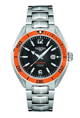 Roamer-Herren-Armbanduhr-SEAROCK-PRO-Analog-Automatik-211633-41-04-20