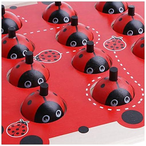 Tubayia-Holz-Marienkfer-Gedchtnisspiele-Brettspiel-Puzzle-Spiel-Spielzeug-fr-Baby-Kinder