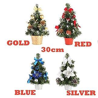 Expressversand-Kauf-mehr-als-8-Artikel-Junjie-Knstliche-Mode-Tischplatte-Mini-Weihnachtsbaum-Schmuck-Festival-Weihnachtsschmuck-Miniatur-Baum-30cm-Garten-Haus-Deco