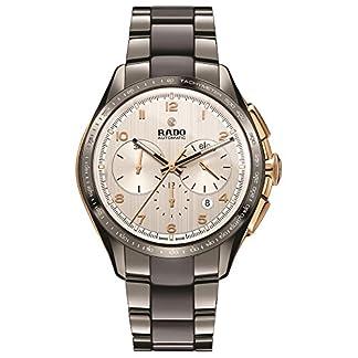 Rado-HyperChrome-Herren-Armbanduhr-45mm-Armband-Keramik-Automatik-R32108102