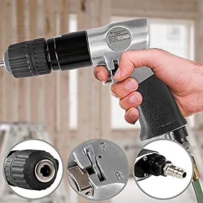 Druckluft-Bohrmaschine-38-mit-Schnellspannbohrfutter-Rechts-Linkslauf-10-mm-Handbohrmaschine-Druckluftbohrmaschine-Pneumatik-Bohrmaschine