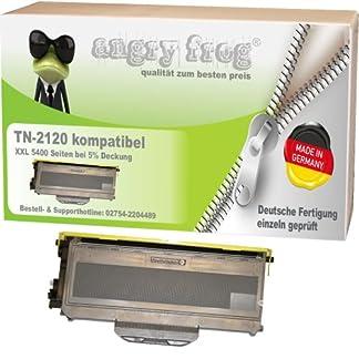 Black-Toner-5400-Seiten-ersetzt-TN-2120-mit-XXL-Fllung