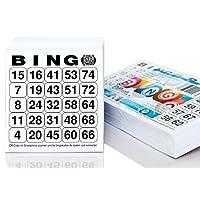 500-Bingo-Karten-Bingo-Lose-System-25-aus-75-105-x-11-cm