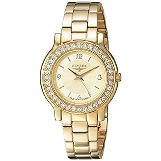 Elysee-Damen-Armbanduhr-Helena-Datumsanzeige
