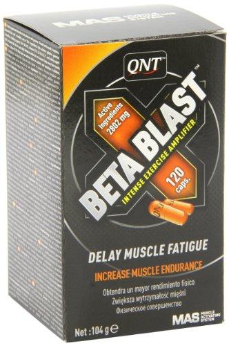 QNT Beta Blast, 120 Kapseln, 104 g