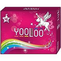 YOOLOO-Unicorn-Das-coole-Kartenspiel-fr-Kinder-Eltern-und-Einhorn-Freunde-2-bis-8-Personen-2-Spielvarianten