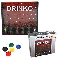 Annastore-Drinko-Trinkspiel-mit-6-Glsern-und-Chips-Saufspiel