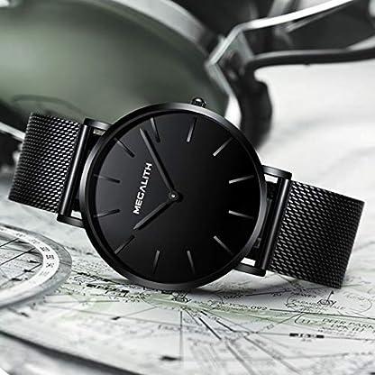 Herren-Uhren-Mnner-Wasserdicht-Sport-Ultra-Dnne-Schwarz-Edelstahl-Mesh-Armbanduhr-Mann-Minimalism-Business-Mode-Analoge-Quarz-Uhr