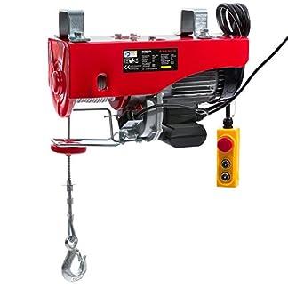 Arebos-Elektrische-Seilwinde-Traglast-1000-kg-230-V-1300-W-Hublnge-bis-12-m