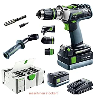 FESTOOL–Bohrmaschine-Hat-Percussion-18-V-PDC-18–4-Li