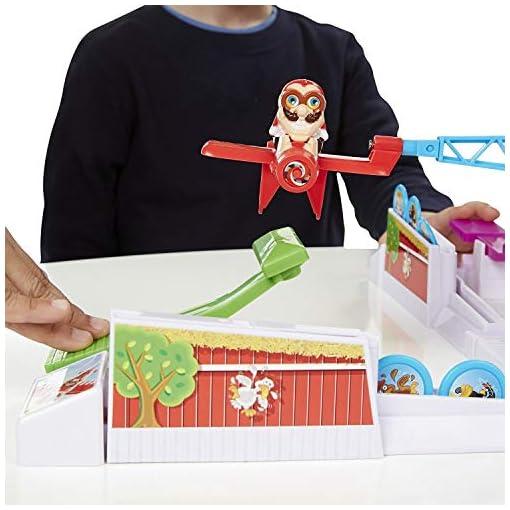 Monsterzeug-Looping-Louie-Trinkspiel-Erwachsenenspiele-Party-Lustige-Reaktionsspiele-Witzige-Geschicklichkeitsspiele-Kinder-Spielzeug