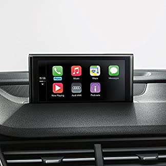 Audi-4M0051472-Nachrstung-Smartphone-Interface-Display-MMI-Media-nur-fr-MMI-Navigation-Plus