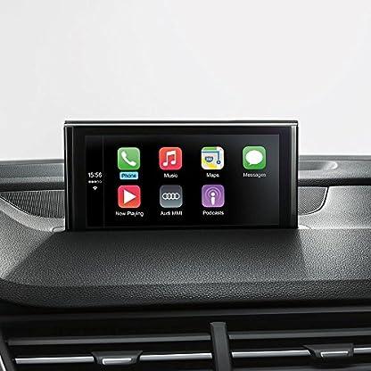 Audi-4M0051472-Nachrstung-Smartphone-Interface-Display-MMI-Media-nur-fr-MMI-Navigation-Plus