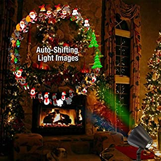 1byone-Projektor-Licht-LED-Projektionslampe-fr-Weihnachten-Dekoration-led-Stimmungslicht-Dynamische-Auto-Shifting-Bilder-schaltbar-Muster-OutdoorIndoor-verwenden-IP65-wasserdicht