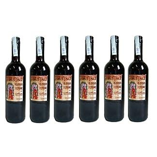 6x-Mavrodaphne-Rotwein-lieblich-Tsantali-je-750ml12-2-Probier-Sachets-Olivenl-aus-Kreta-a-10-ml-griechischer-roter-Wein-Rotwein-Griechenland-Wein-Set