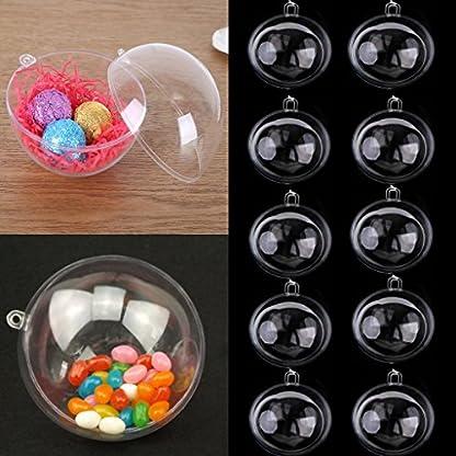 Prettyia-Geschenkboxen-Kugeln-Form-fr-kleine-Geschenke-Candy-Boxen-fr-Kekse-Bonbons-Deko-Geschenkboxen-Set12pcs