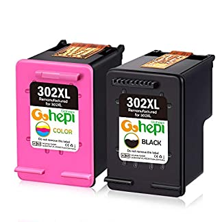 Gohepi-302XL-Remanufactured-Ersatz-fr-HP-302