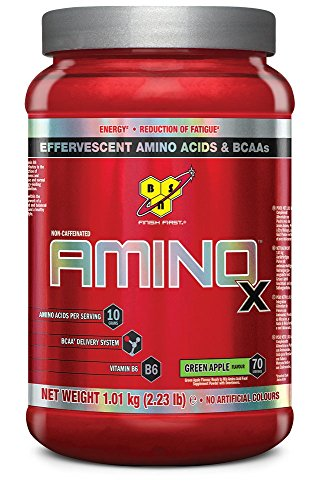 BSN Nutrition Amino X – Green Apple – 1.01 kg