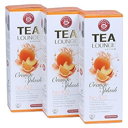 Teekanne-Tealounge-Kapseln-Orange-Splash-No-822-Frchtetee-3x-8-Kapseln