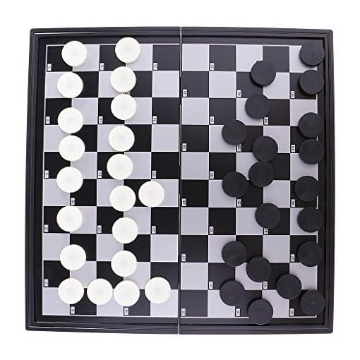 Sharplace-Damespiel-mit-magnetischem-Brett-Dame-Spiel-Brettspiel-Strategie-Spiele