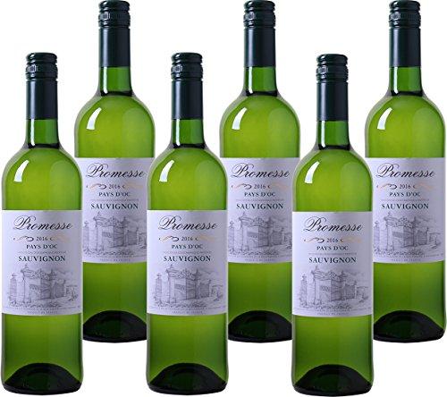 sonstige-Promesse-Sauvignon-Blanc-Ctes-de-Gascogne-IGP-Weiwein-aus-Frankreich-Sdfrankreich-2016-trocken