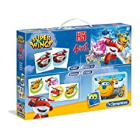 Clementoni-52236-Super-Wings-Edukit-4-In-1