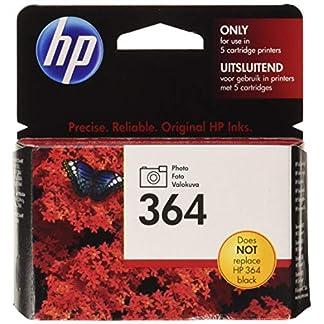 HP-364-Foto-schwarz-Original-Druckerpatrone