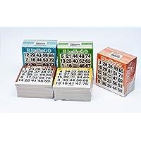 Speelgoed-360601-Bingo-Karten-500st