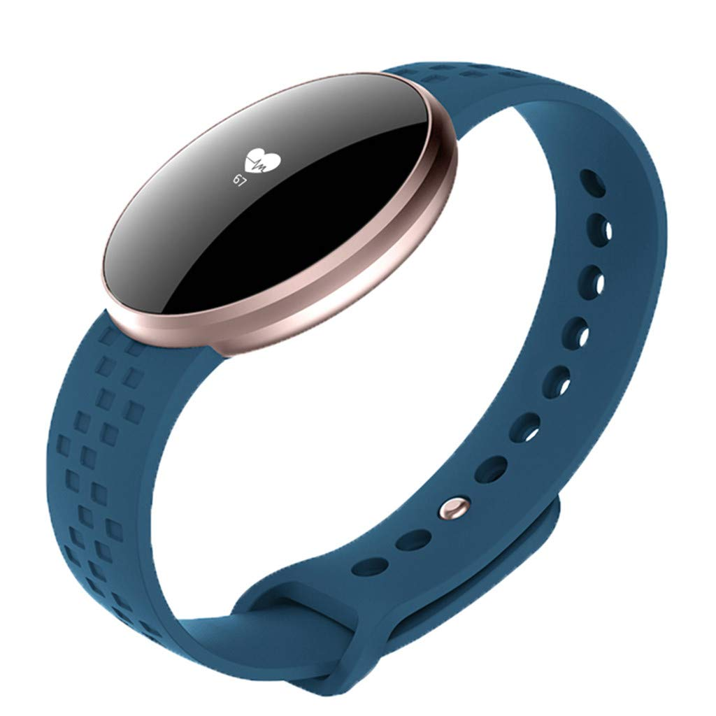 Ears-Mode-Frauen-Bluetooth-Smart-Watch-Herzfrequenz-Monitor-Armband-Wasserdichte-Pulsuhr-Watch-Mode-Digital-LED-Sportuhr-Wasserdicht-Sport-Smart-Uhr-Fitness-Armband-fr-Android-IOS