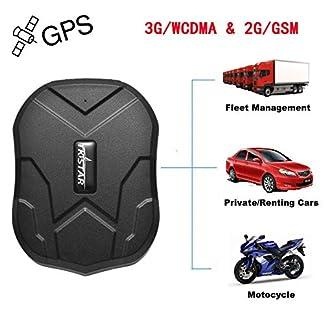 Winnes-TKMARS-3G-GPS-Tracker-GSMWCDMAGPRS-3G-Starker-Magnet-GPS-Tracking-Fahrzeug-Tracker-Echtzeit-Monitoring-System-Wasserdicht-GPS-Locator-Anti-Verloren-GPS-Ortungsgert-mit-APP-fr-Smartphone