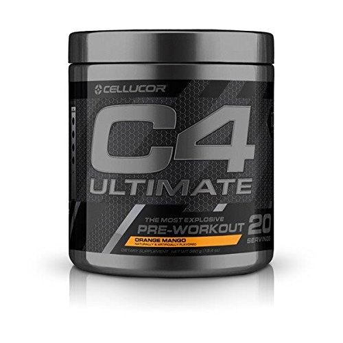 Cellucor C4 Ultimate (20 Portionen) Orange Mango, 440 g
