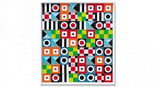Remember-Eckolo-Fr-2-bis-8-Spieler-6-99-Jahre-mit-76-Farbkarten-Anleitung