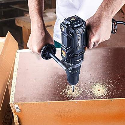 Bohrmaschine-TACKLIFE-Schlagbohrschrauber-mit-Schnellspannbohrfutter-hohem-Drehmoment-2-variablen-Drehzahlen-horizontaler-Flssigkeitsblase-zum-Bohren-in-Holz-Befestigungsschraube-PID04A