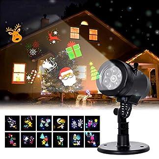 Albrillo-LED-Projektionslampe