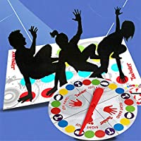 Outtybrave-Lustiges-Body-Twister-Moves-Brettspiel-Gruppe-Party-Outdoor-Sport-Spielzeug