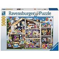 Ravensburger-Erwachsenenpuzzle-17434-Gelini-Puppenhaus-5000-Teile-Puzzle-Mehrfarbig