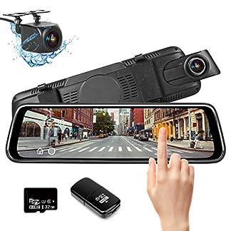 Shayson-Dashcam-Autokamera-Video-Recorder-1080P-Full-HD-mit-170-Weitwinkelobjektiv10-Touchscreenfr-Nachtsicht-Loop-Aufnahme-und-G-Sensor-Parkberwachung-Bewegungserkennung