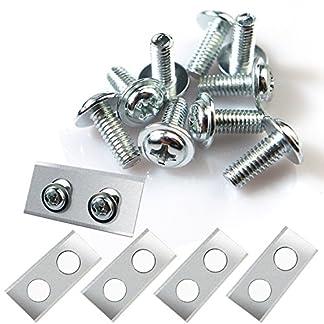 ive-9-Stk-Ersatzmesser-mit-9-Stk-Schrauben-fr-Landroid-Worx-Messer-fr-Worx-NEU