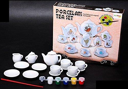 PREMIUM-Teeservice-aus-Porzellan-fr-Kinder-23-Teile-Kreatives-Set-zum-Bemalen-und-Verziereren-fr-kleine-Knstler