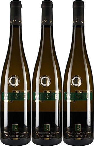 Hermann-Wendel-Chardonnay-BARRIQUE-Sptlese-trocke-2016-Trocken-3-x-075-l