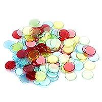 Siumir-400-Stck-Zhler-Farbige-Transparent-Kunststoff-Bingo-Chips-4-Colors