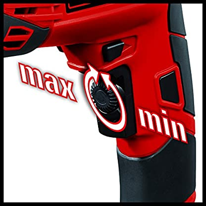 Einhell-Schlagbohrmaschinen-Set-TC-ID-1000-E-Kit-1010-W-Bohrleistung-Holz-32-mm-Metall-13-mm-Beton-16-mm-13-mm-Schnellspannbohrfutter-inkl-16-tlg-Bohrer-Set-und-Tasche