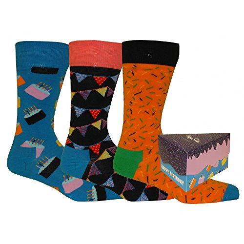 Happy Socks Geschenkbox BIRTHDAY GIFT BOX XBDA08-6001 Blau