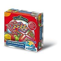 Clementoni-699209-Chuggington-Spielesammlung-30-Spielvarianten