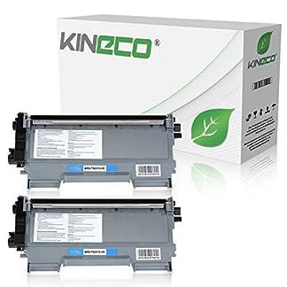 Kineco-2-Toner-kompatibel-fr-Brother-TN2010-TN-2010-fr-Brother-DCP-7055-W-DCP-7057-HL-2130-R-HL-2132-R-HL-2135-W-Schwarz-je-3000-Seiten