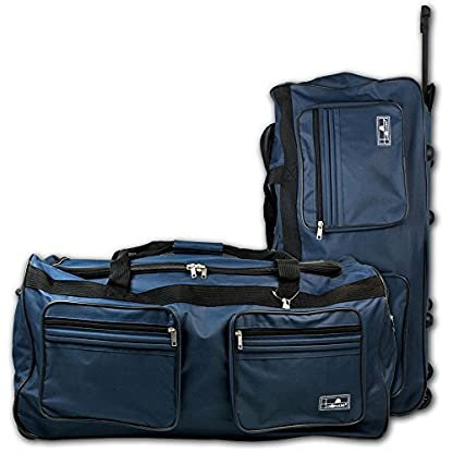 XXL-Reisetasche-Trolley-Koffer-Tasche-Trolleytasche-Miami-mit-Farbauswahl