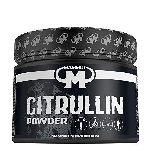 Mammut Citrullin Powder, magnesiumoptimiert, 200 g Dose